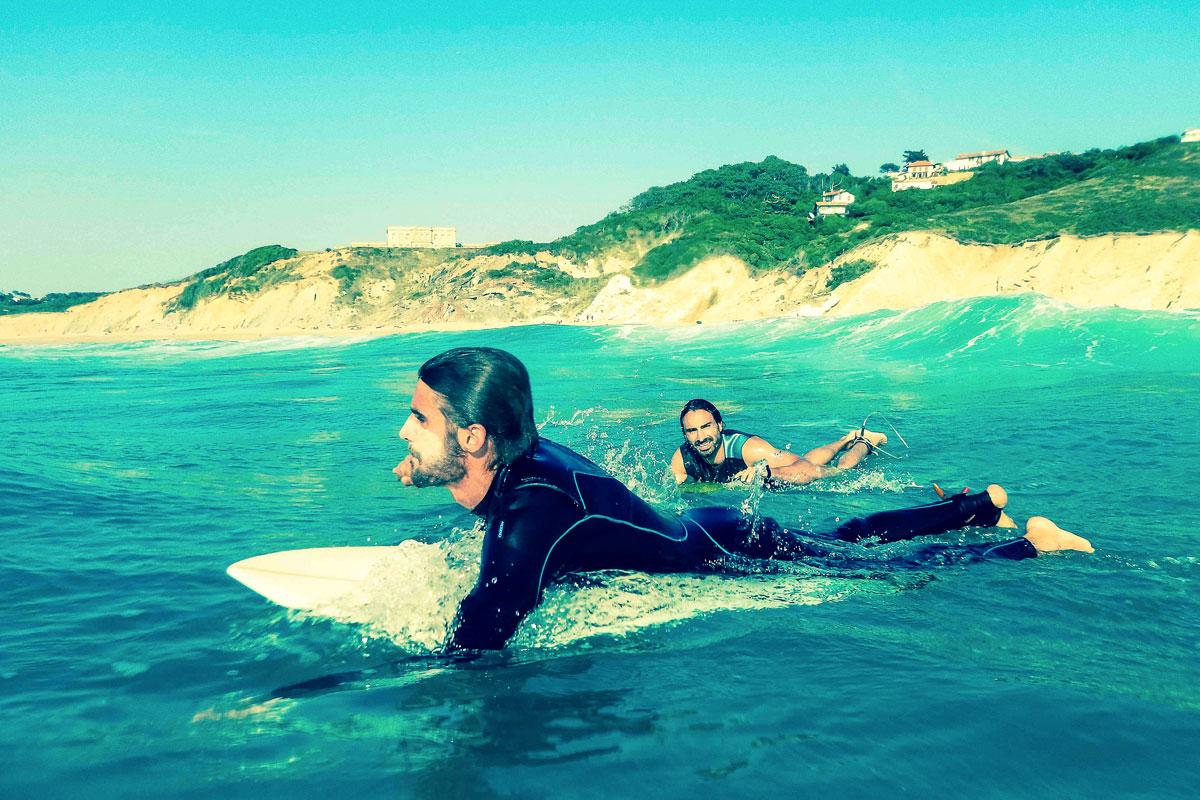 Initiation et cours de surf biarritz pays basque - Cours de cuisine biarritz ...